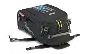 EA116 - EASY-T Sortiment Bild 4 2 Seitentaschen mit Reißverschlüssen