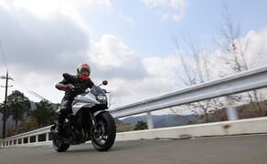 Suzuki GSX-S1000S Katana 2019 Test Bild 14