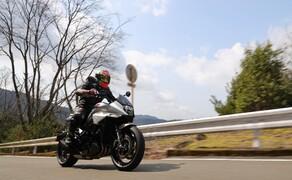 Suzuki GSX-S1000S Katana 2019 Test Bild 11