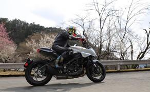 Suzuki GSX-S1000S Katana 2019 Test Bild 16