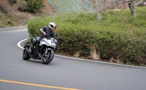 Suzuki GSX-S1000S Katana 2019 Test Bild 12