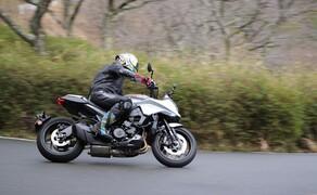 Suzuki GSX-S1000S Katana 2019 Test Bild 7