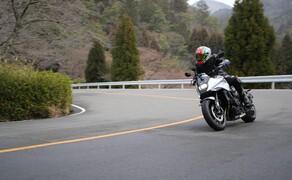 Suzuki GSX-S1000S Katana 2019 Test Bild 5