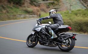 Suzuki GSX-S1000S Katana 2019 Test Bild 1