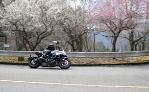 Suzuki GSX-S1000S Katana 2019 Test Bild 20