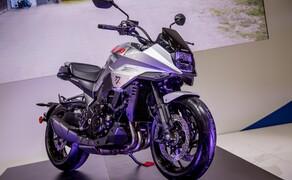 Suzuki GSX-S1000S Katana 2019 Test Bild 15