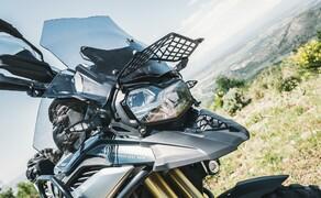 Neuer Lichtschutz für BMW F750/850 GS von Wunderlich Bild 1