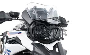 Neuer Lichtschutz für BMW F750/850 GS von Wunderlich Bild 6