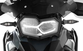 Neuer Lichtschutz für BMW F750/850 GS von Wunderlich Bild 7