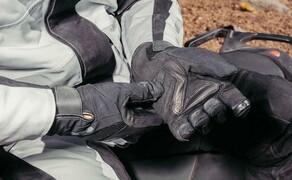 Neue Touring-Handschuhe von SPIDI - BORA H2OUT Bild 9