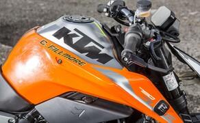 KTM 790 Duke Pikes Peak Experience Bild 9