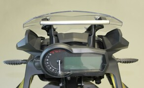 Neue GPS-Halterung von Hornig für BMW F750 GS Bild 2