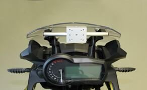 Neue GPS-Halterung von Hornig für BMW F750 GS Bild 3
