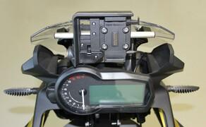 Neue GPS-Halterung von Hornig für BMW F750 GS Bild 4