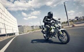 Kawasaki Z125 2019 Bild 12