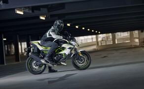 Kawasaki Z125 2019 Bild 15