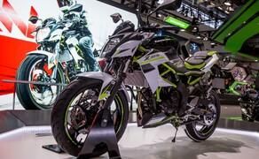 Kawasaki Z125 2019 Bild 3