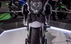 Kawasaki Z125 2019 Bild 5