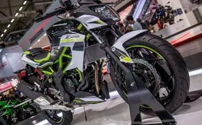 Kawasaki Z125 2019 Bild 4