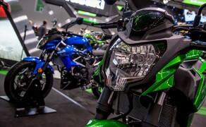Kawasaki Z125 2019 Bild 6