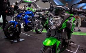 Kawasaki Z125 2019 Bild 7
