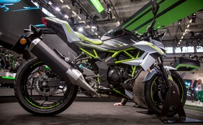 Kawasaki Z125 2019 Bild 10