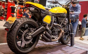 Ducati Scrambler Neuheiten 2019 Bild 8