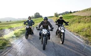 Ducati Scrambler Neuheiten 2019 Bild 2