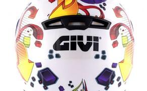 Givi Junior 4 Integralhelm Bild 3