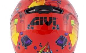 Givi Junior 4 Integralhelm Bild 6