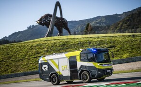 E-Mobility Play Days 2018 Bild 5 E-Mobility Play Days 2018 Rosenbauer Philip Platzer Red Bull Content Pool