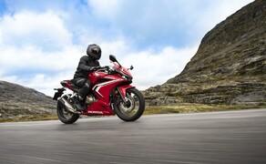 Honda CBR500R 2019 Bild 4