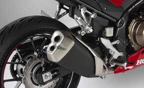 Honda CBR500R 2019 Bild 8
