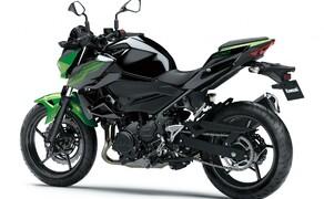 Kawasaki Z400 2019 Bild 3