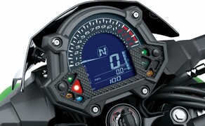 Kawasaki Z400 2019 Bild 10