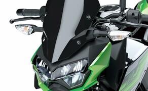 Kawasaki Z400 2019 Bild 11