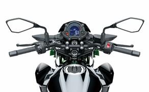 Kawasaki Z400 2019 Bild 17