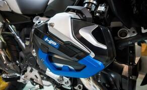 Neues Zubehör für die BMW R 1250 GS und GSA Bild 7 BMW HP Parts und HP Frästeile Option 719