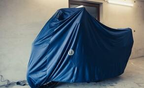 Motorrad einwintern Deluxe + Wunderlich BMW GS-Zubehör Bild 1