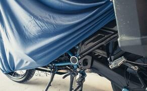 Motorrad einwintern Deluxe + Wunderlich BMW GS-Zubehör Bild 15