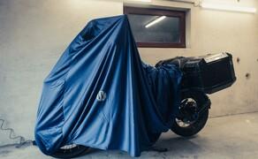 Motorrad einwintern Deluxe + Wunderlich BMW GS-Zubehör Bild 16
