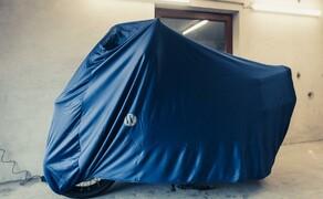 Motorrad einwintern Deluxe + Wunderlich BMW GS-Zubehör Bild 17