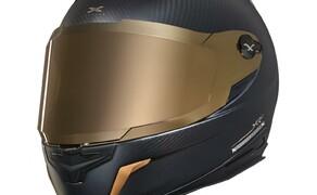 NEXX Helm Neuheiten: X.R2 Gold Edition und X.Vilitur Bild 1