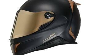 NEXX Helm Neuheiten: X.R2 Gold Edition und X.Vilitur Bild 3