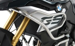 Hepco&Becker Zubehör für die neue BMW F 850 GS  Bild 11