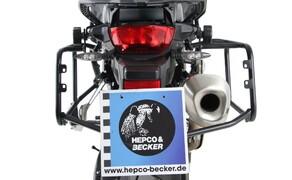 Hepco&Becker Zubehör für die neue BMW F 850 GS  Bild 18