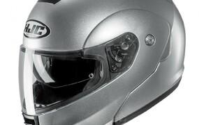 Helmneuheiten 2019  Bild 10 Der Klapphelm C 90 und der Touren-Integralhelm C 70 sind Weiterentwicklungen früherer Modelle und decken das untere Preissegment ab. Die Schalen beider Helme bestehen aus einem neuentwickelten Polycarbonatverbund.