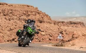 Top 5 Motorradneuheiten 2019 von Schaaf Bild 3 Straßenorientierte Reisemaschinen sprechen mich besonders an. Endlich wird nun auch die Versys auf den aktuellen Stand der Technik gebracht und sollte tatsächlich keine Wünsche offen lassen.