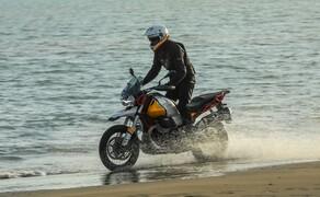 Top 5 Motorradneuheiten 2019 von Schaaf Bild 5 Wird wohl eine besonders charakterstarke Reise-Enduro sein! Fährt hoffentlich so gut, wie sie aussieht!