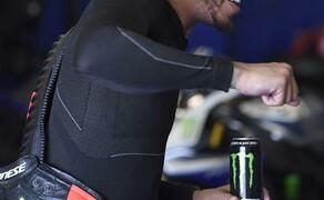 Lewis Hamilton Yamaha Superbike Test 2018 Bild 8